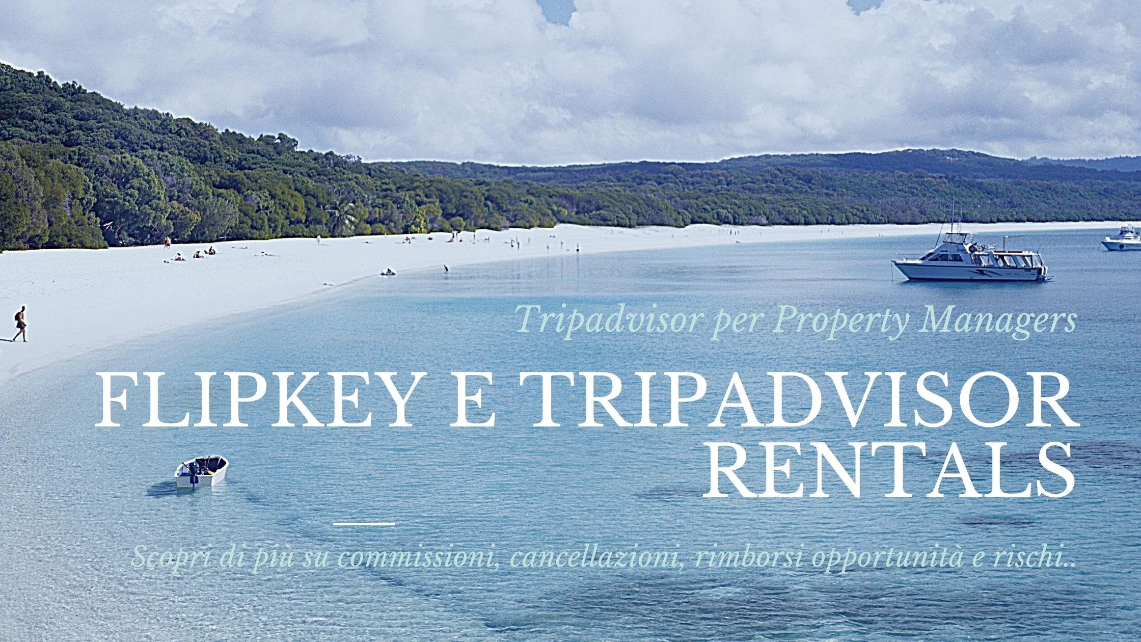 Tripadvisor per Property Managers